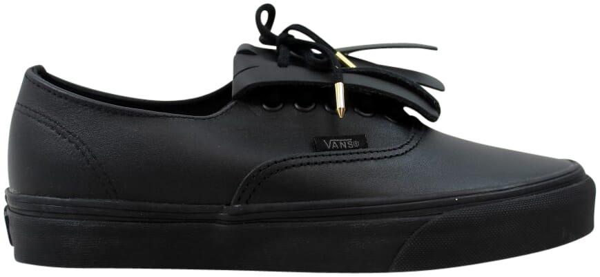 Vans Authentic Fringe Black - VN0A3DPFFH3