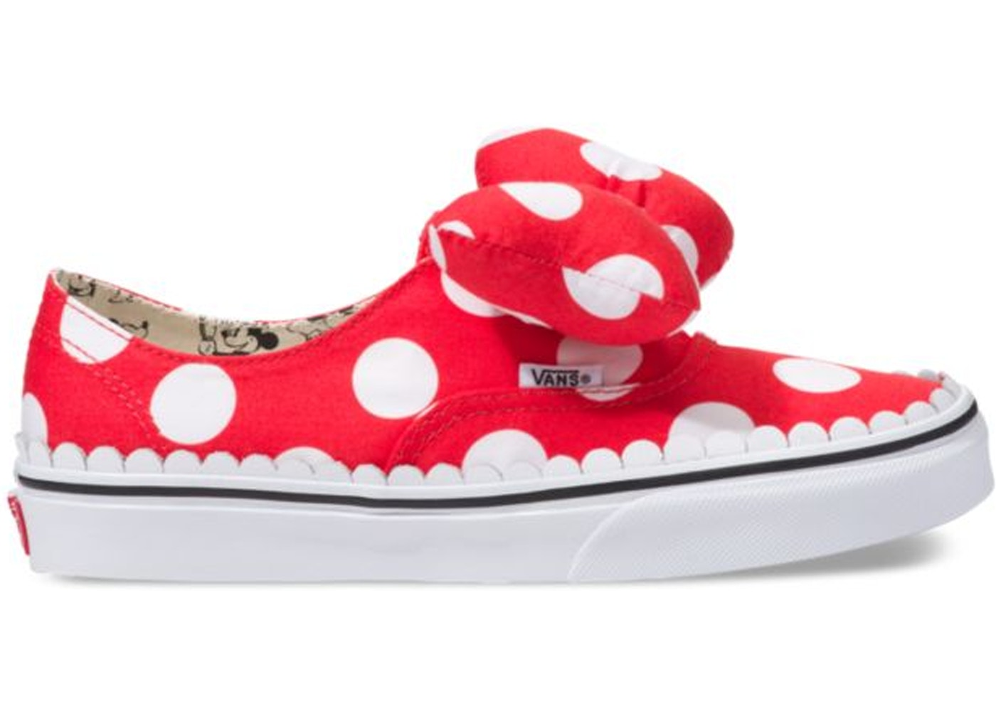 a45c02c8c36 Sell. or Ask. Size  8W. View All Bids. Vans Authentic Gore Disney Minnie  Mouse Bow ...