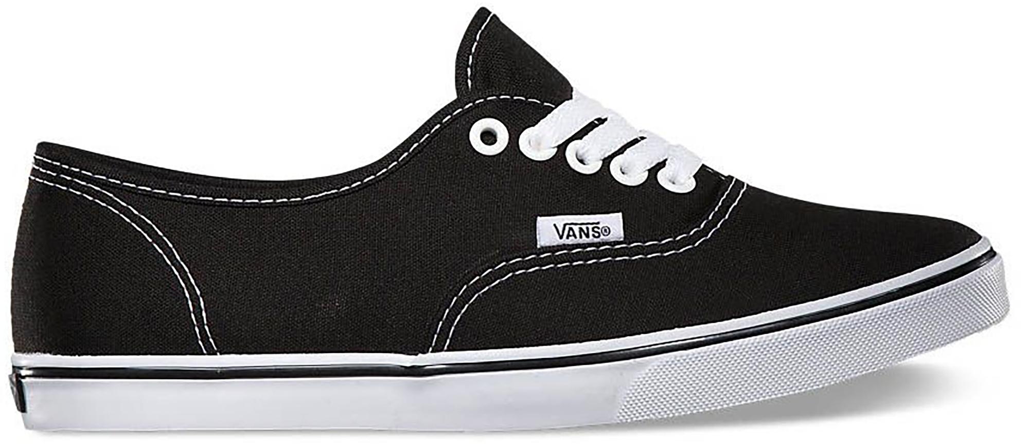 Vans Authentic Lo Pro Black White