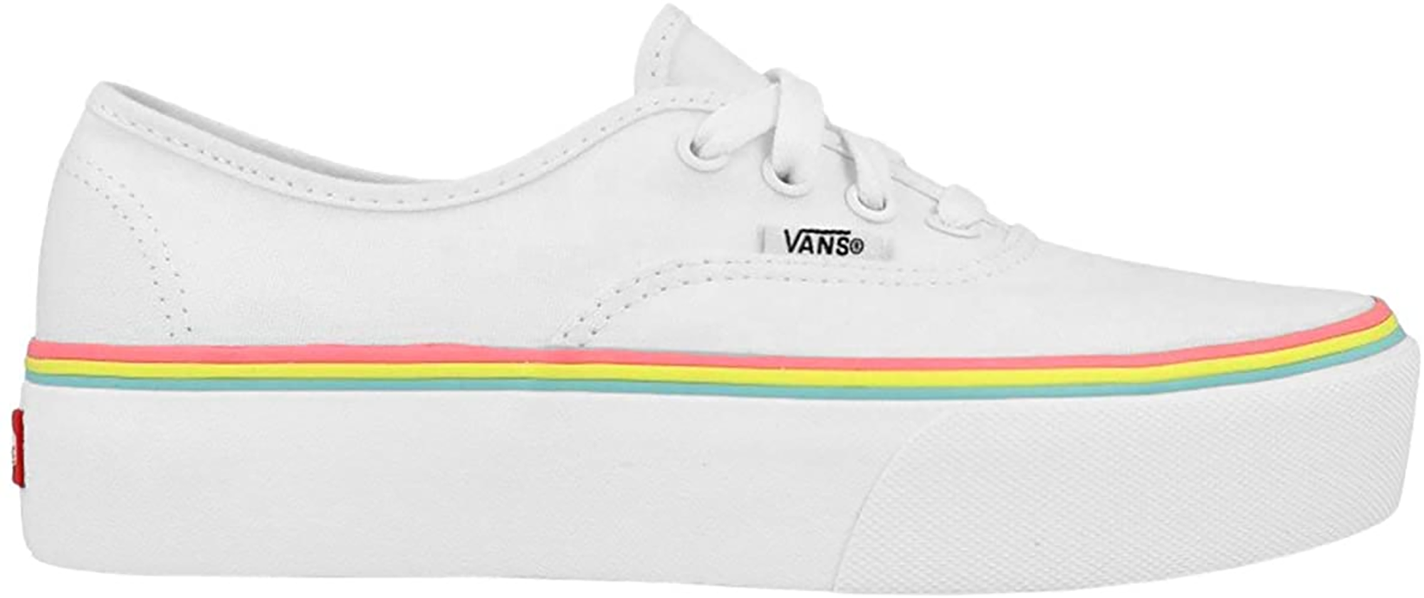 Vans Authentic Platform 2.0 Rainbow