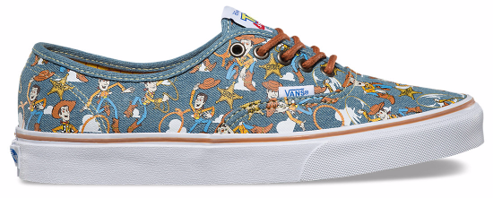 Vans Authentic Toy Story Woody - Sneakers