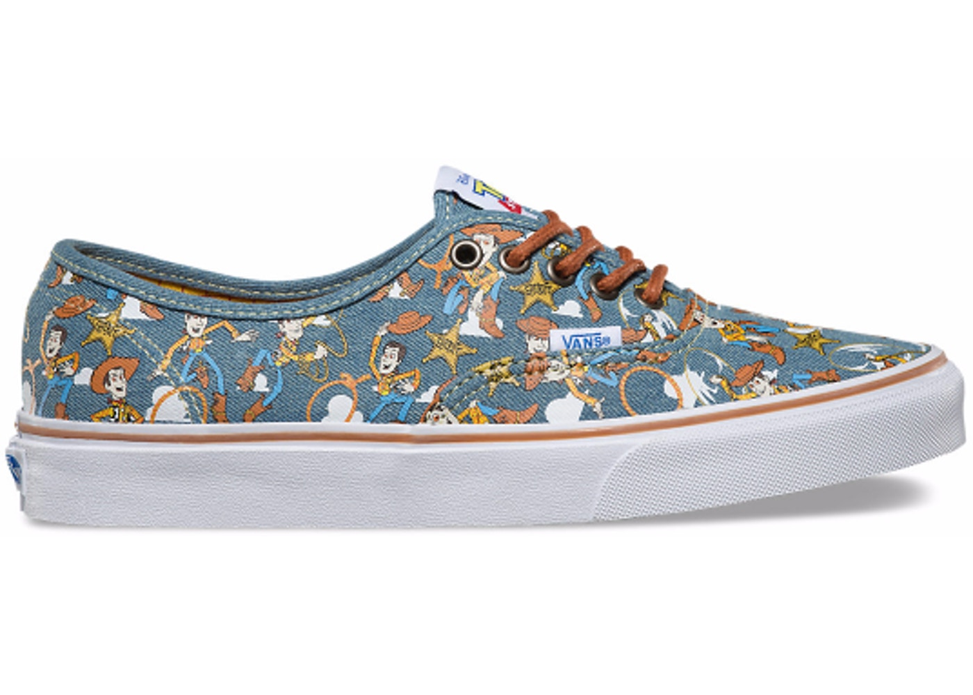 1a9bcb806566 Vans Authentic Toy Story Woody - undefined