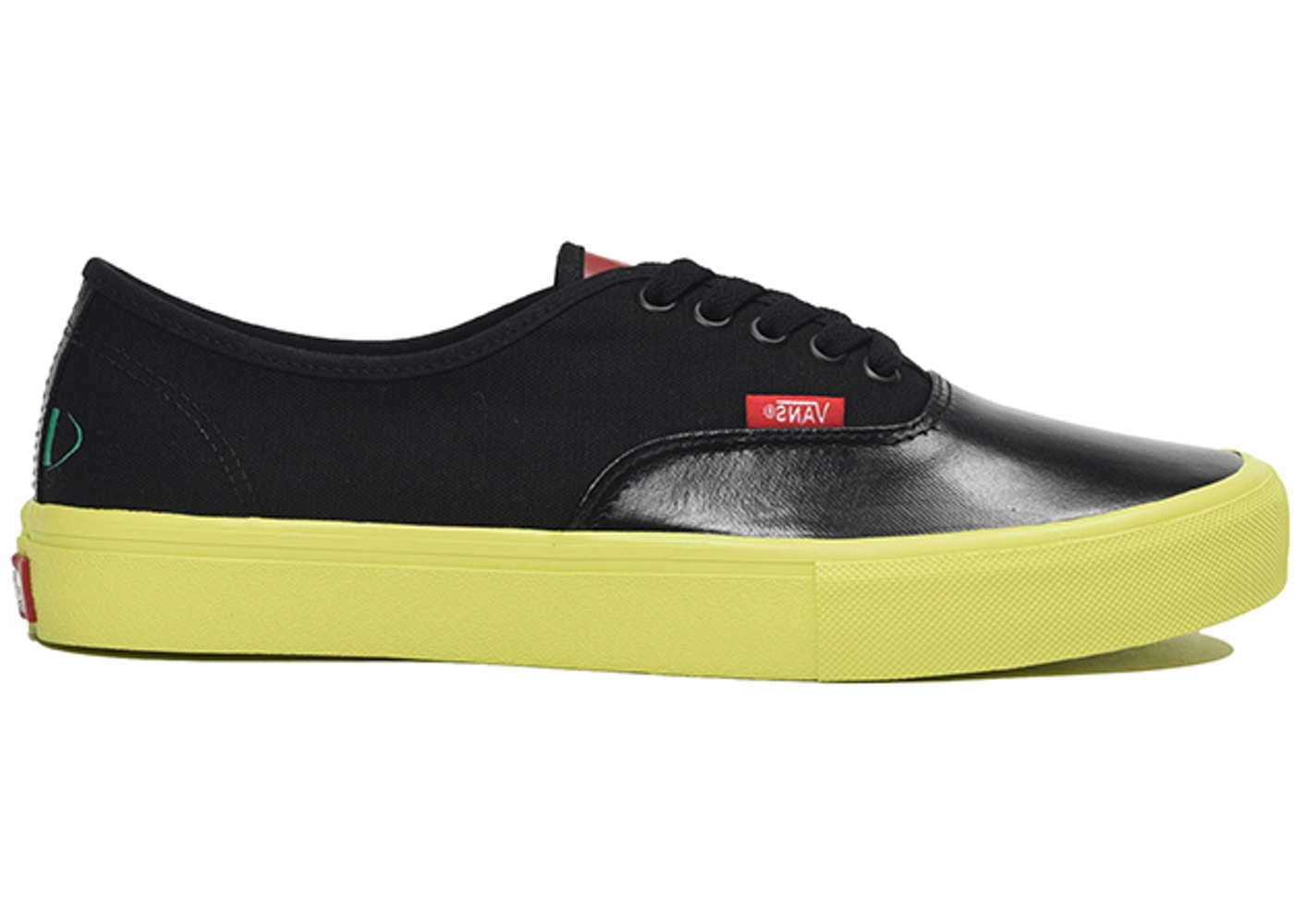 Vans Authentic Whimsy Two-Tone Black