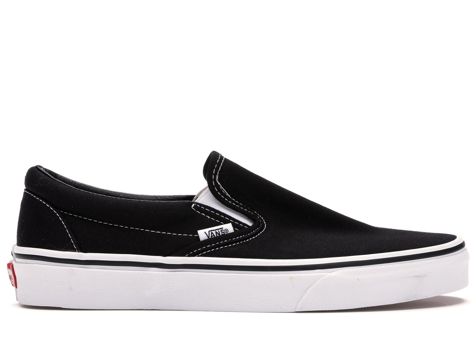 Vans Classic Slip On Black - VN000EYEBLK