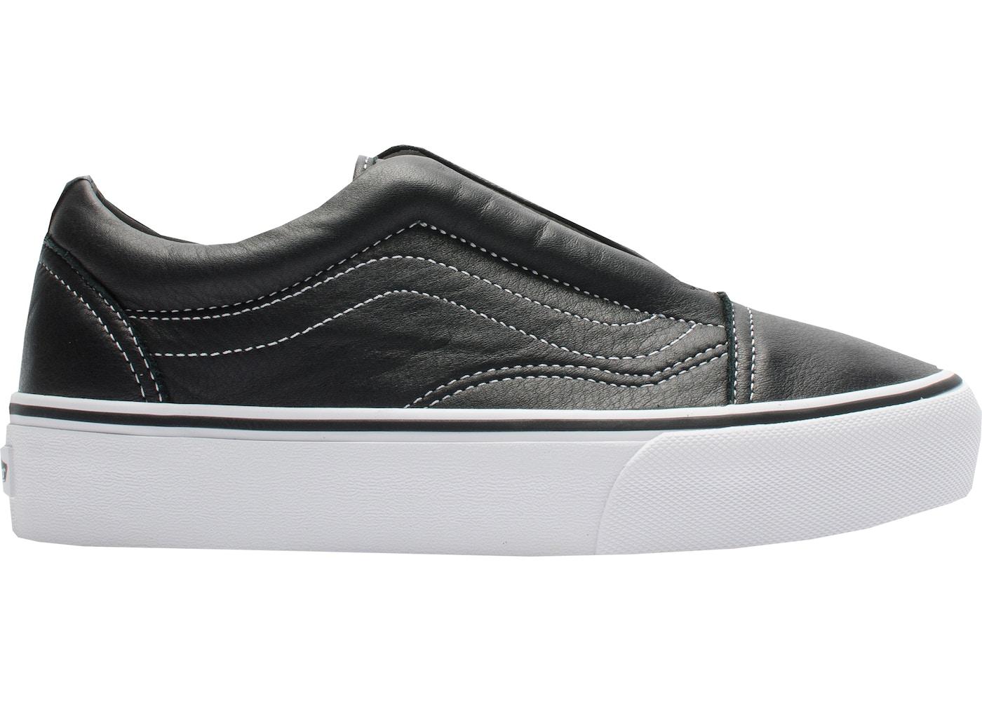 049af47551 Vans Classic Slip-On Karl Lagerfeld Black (W) - VA3DPXOEJ