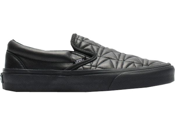 482338150c65 Vans Classic Slip-On Karl Lagerfeld Quilt