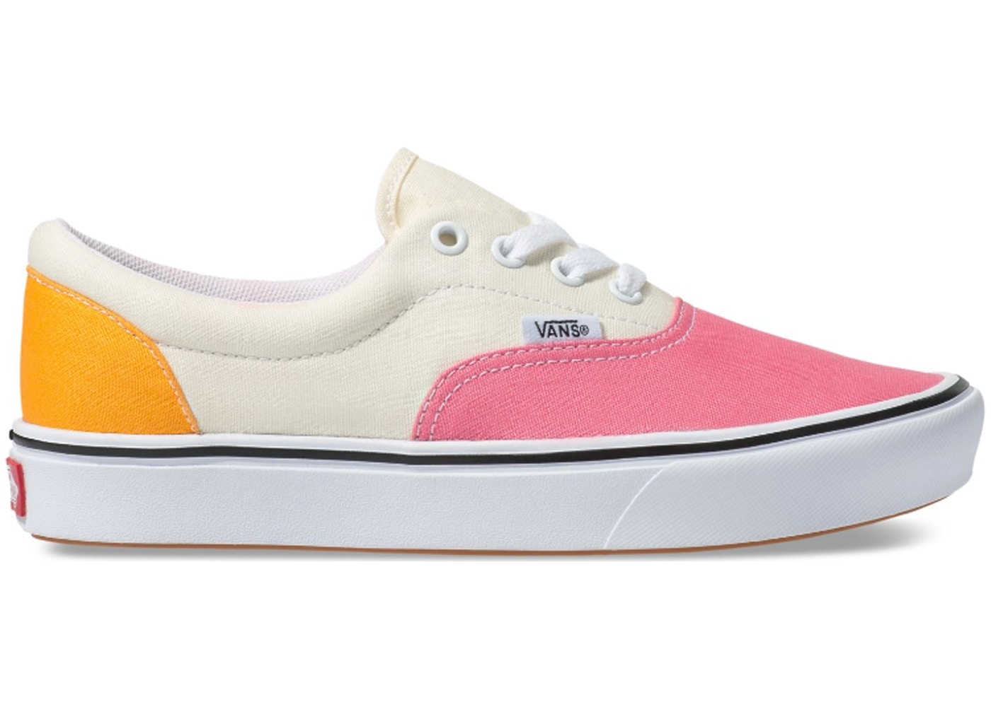 Vans Comfycush Era Strawberry Pink Zinnia - Sneakers