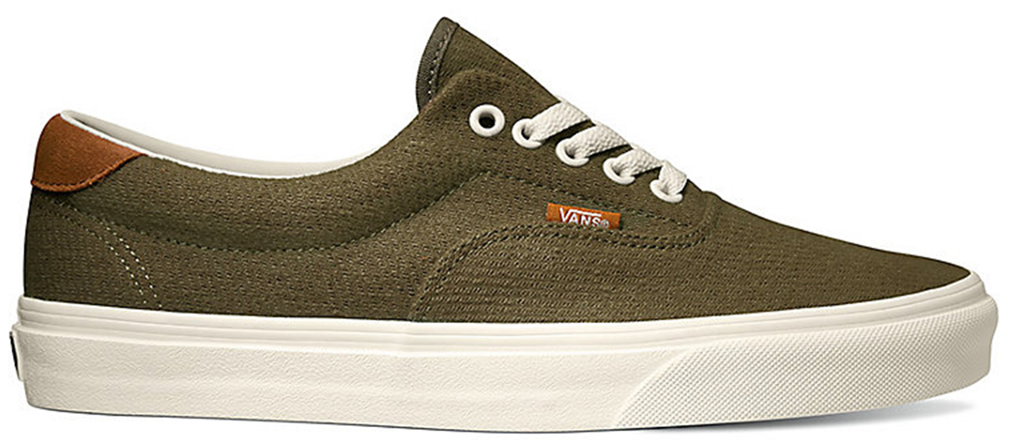 Vans Era 59 Flannel Olive - VN0A38FSU4N