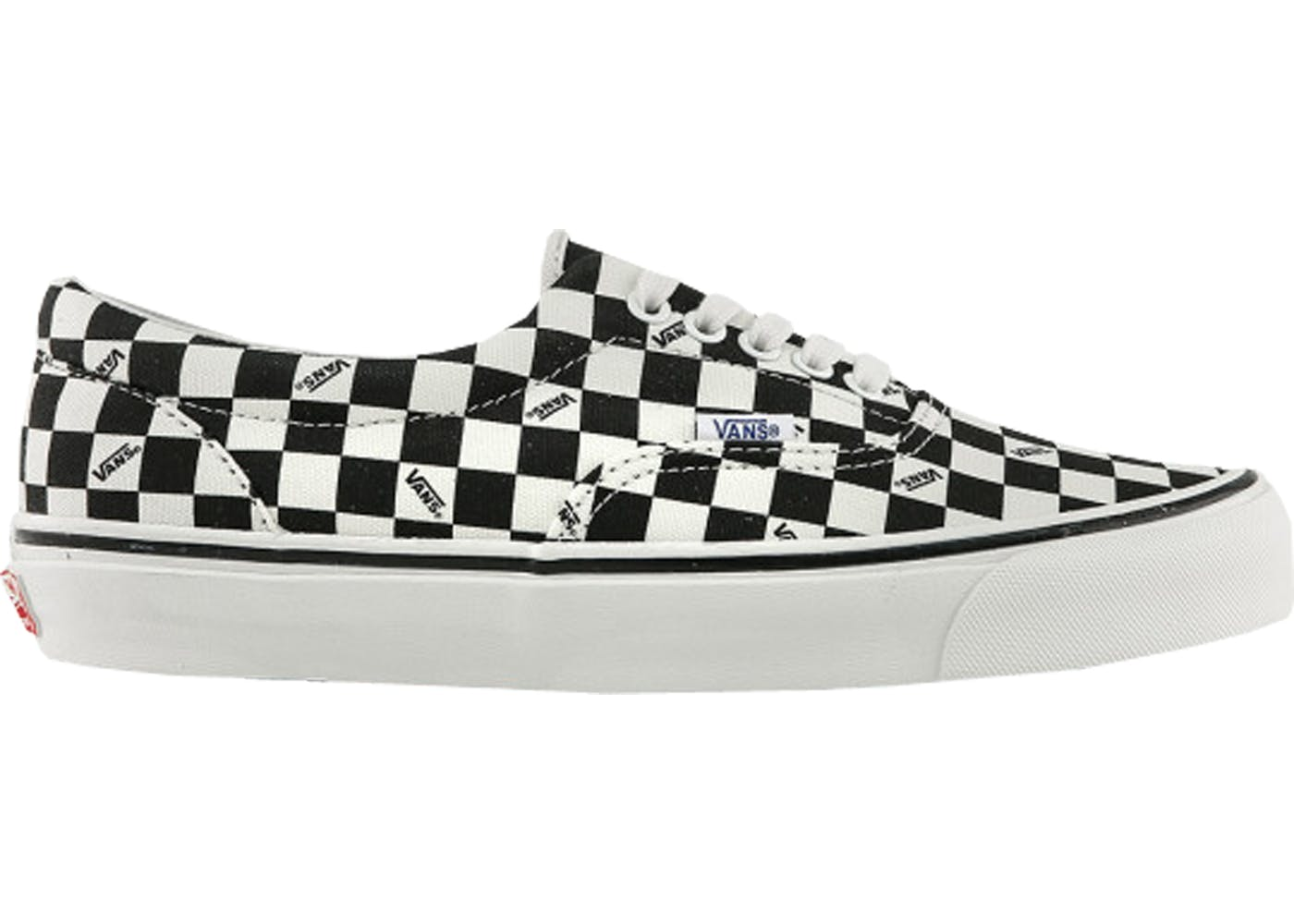 vans era checkerboard
