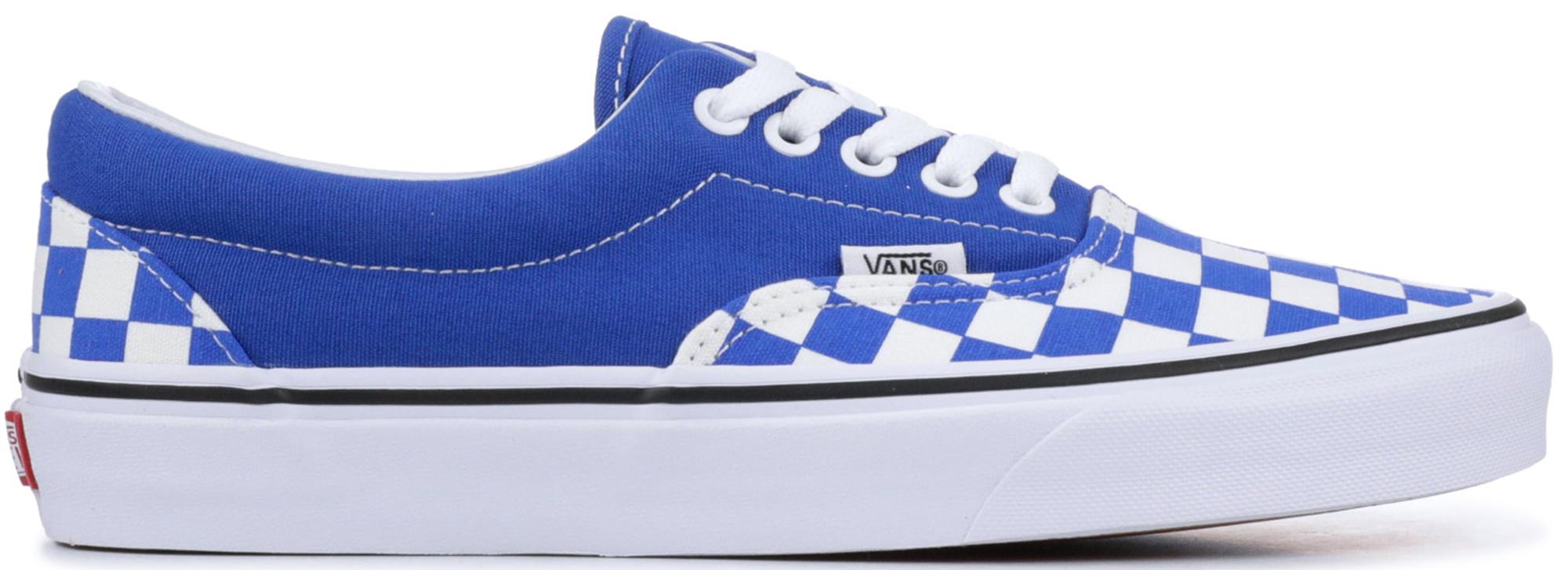 Vans Era Checkerboard Lapis Blue
