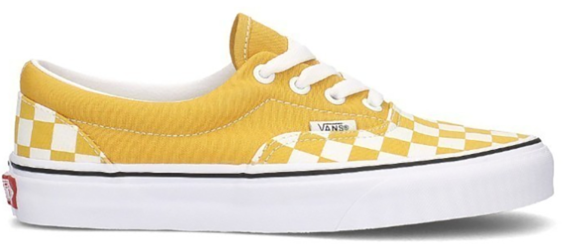 Vans Era Checkerboard Yellow - VN0A38FRVLY1