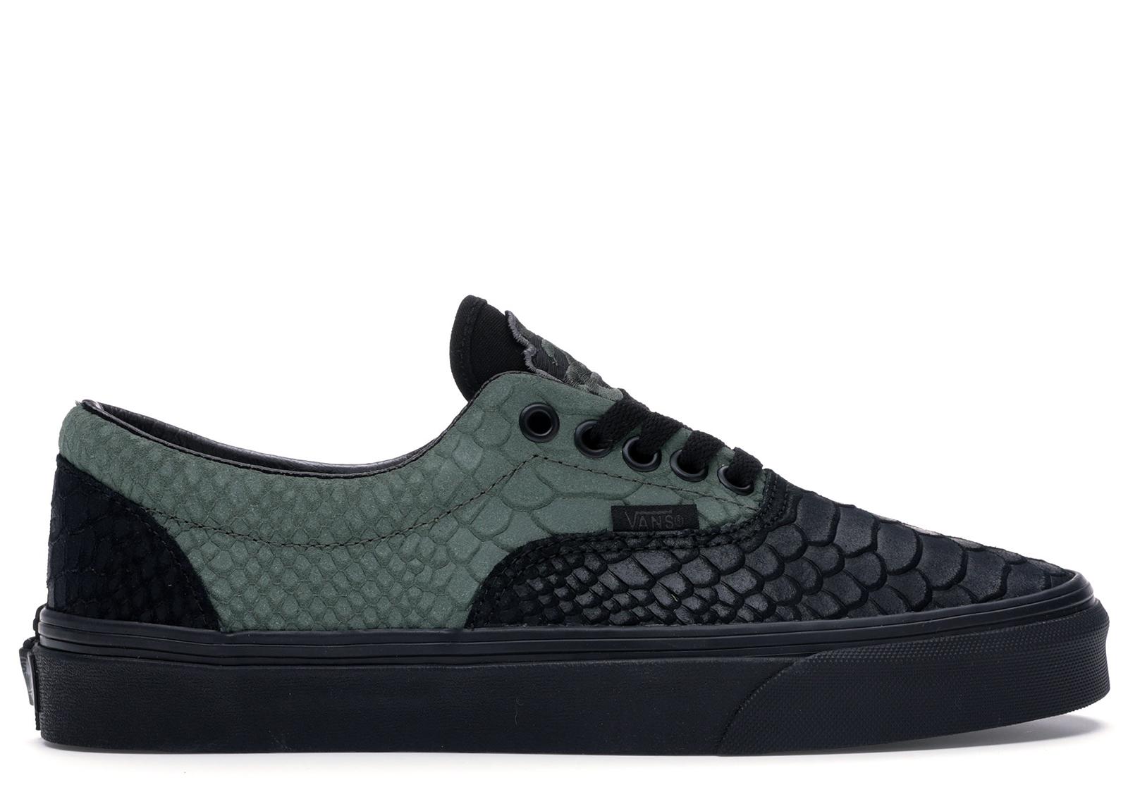 Vans Era Harry Potter Slytherin - Sneakers