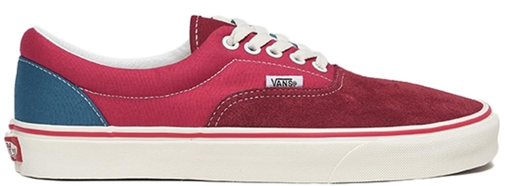 Vans Era Mix Match Rumba Red - VN0A38FRT8W