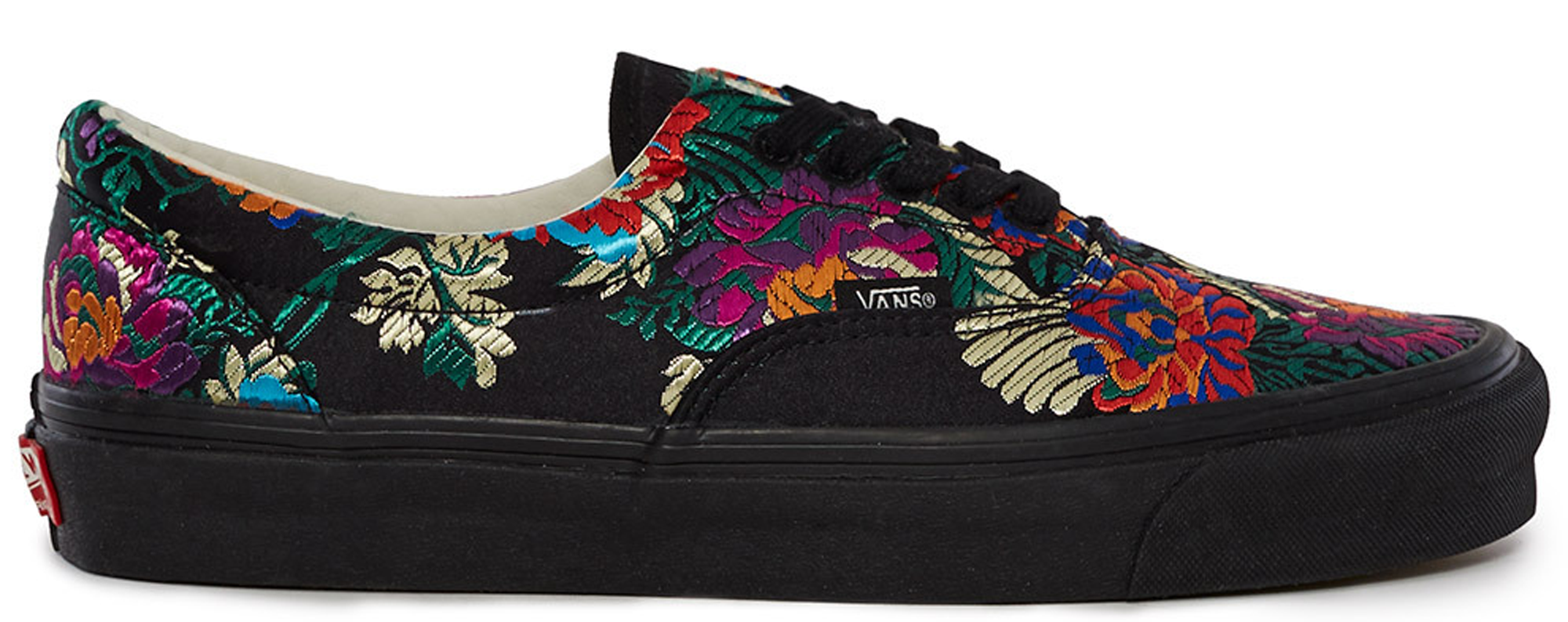 Vans Era Opening Ceremony Satin Floral Black