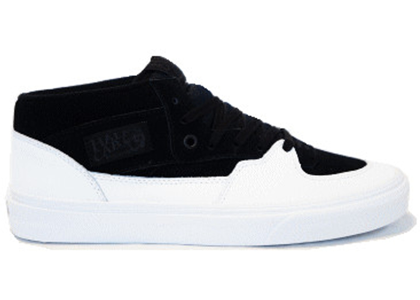 9b659b276b353f Sell. or Ask. Size --. View All Bids. Vans Half Cab Dipped Black White
