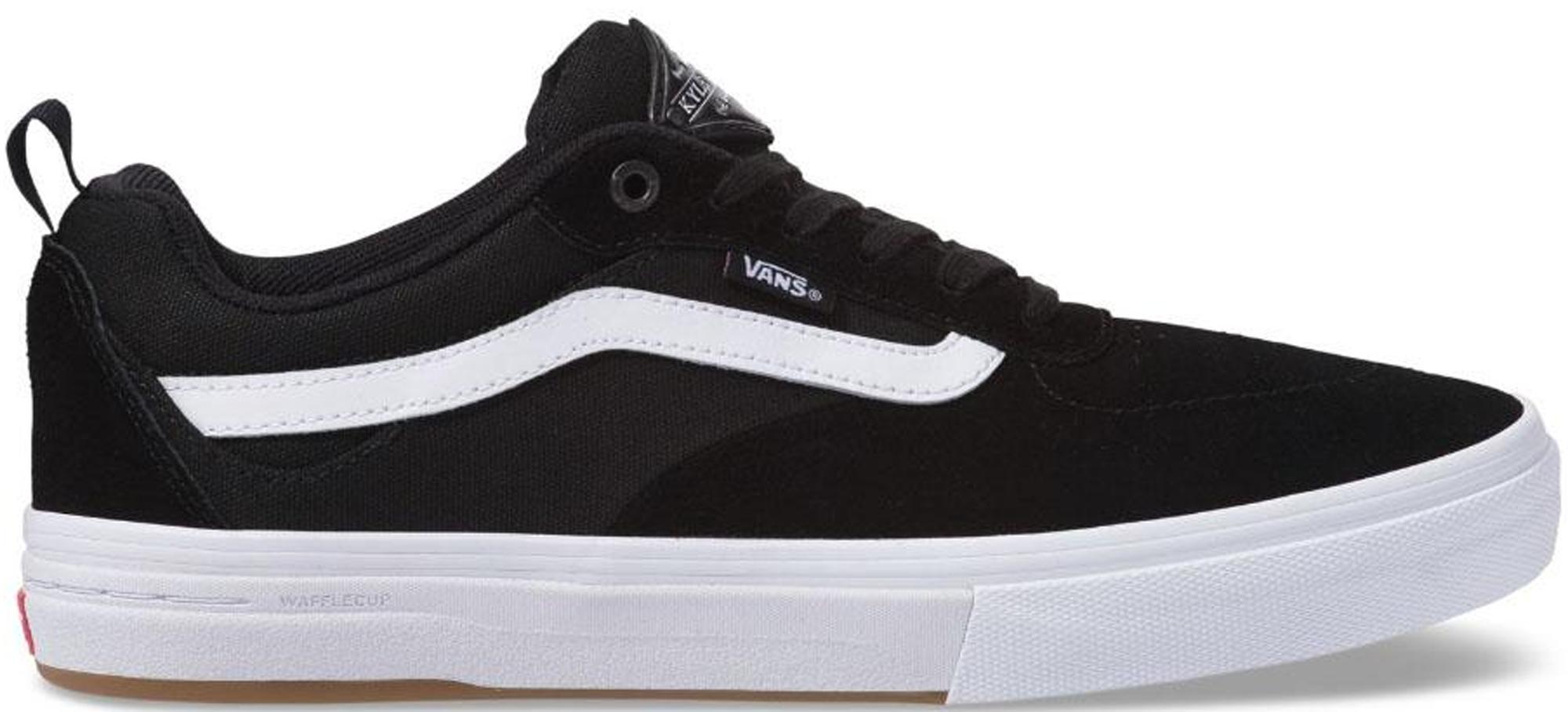 Vans Kyle Walker Pro Black White