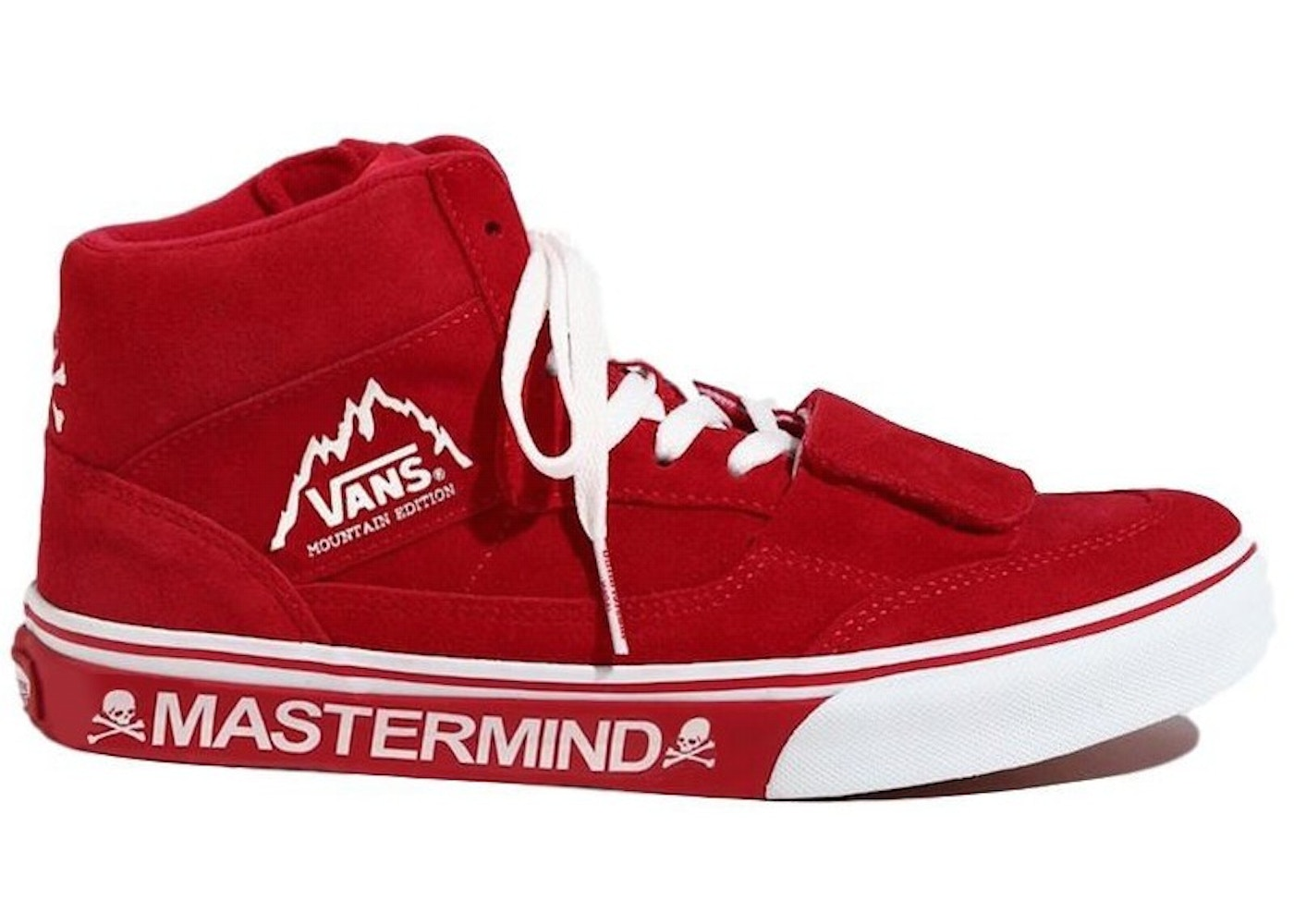 f4eee903ce Sell. or Ask. Size  11.5. View All Bids. Vans Mountain Edition mastermind  Red
