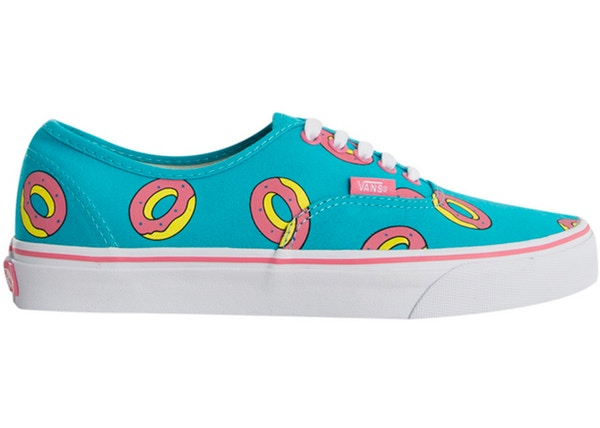 09abe4d34605 Vans Authentic Odd Future Donut - TBD