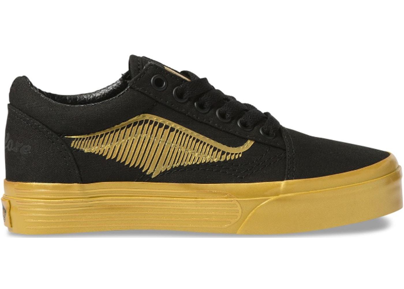 Vans Old Skool Harry Potter Golden Snitch (PS) Sneakers