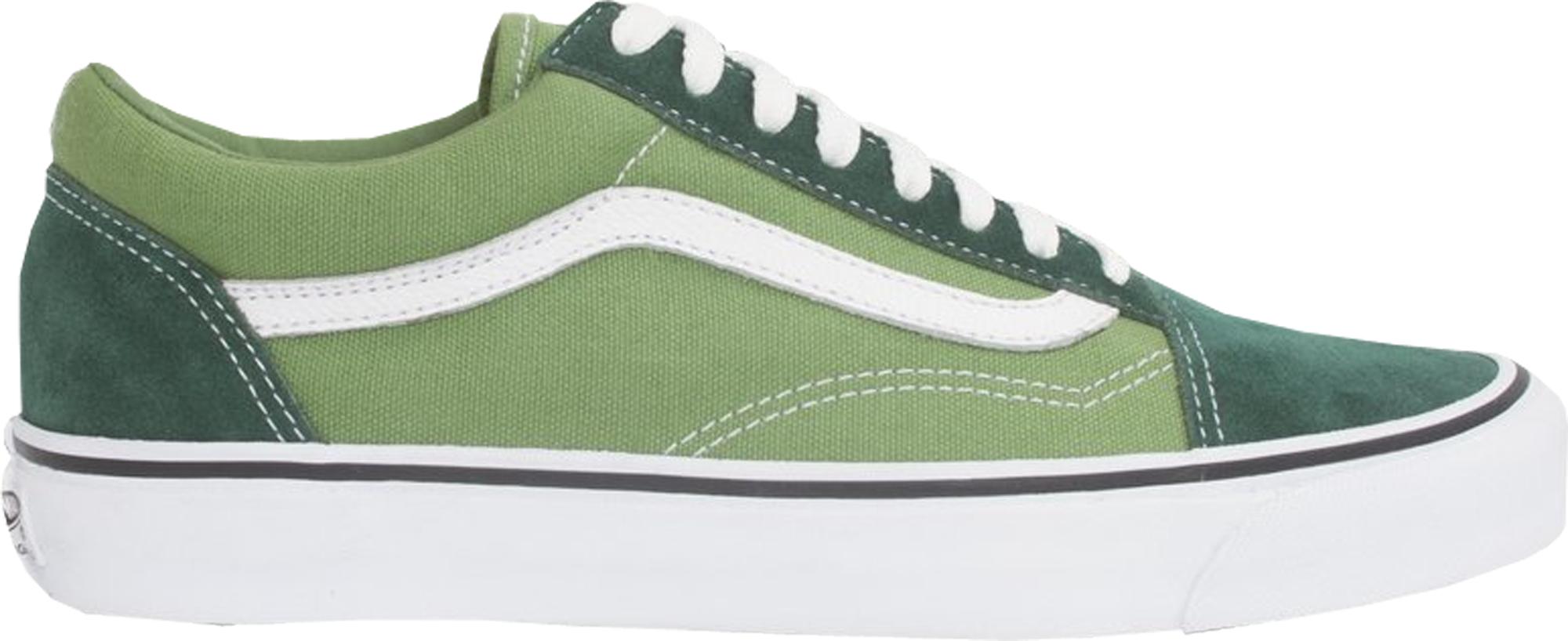 Vans Old Skool JJJJOUND Green - VN0A36C8MC7