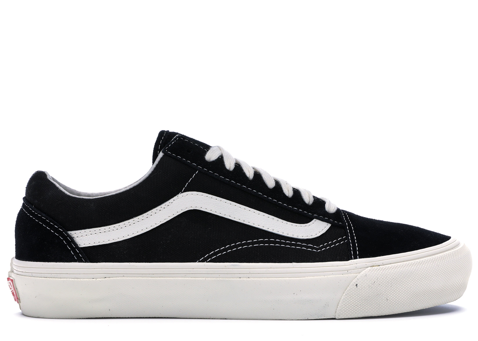 Vans Old Skool LX Black Canvas