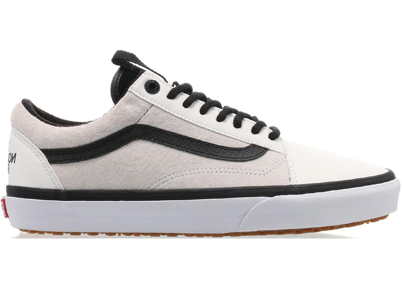 sports shoes de3c6 d7b9a Face Mte The Dx Vans Old Skool White North UzMSpV