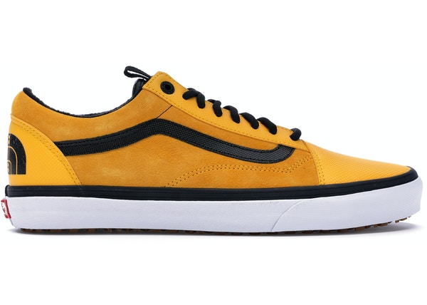 336433509cb712 Vans Old Skool MTE DX The North Face Yellow