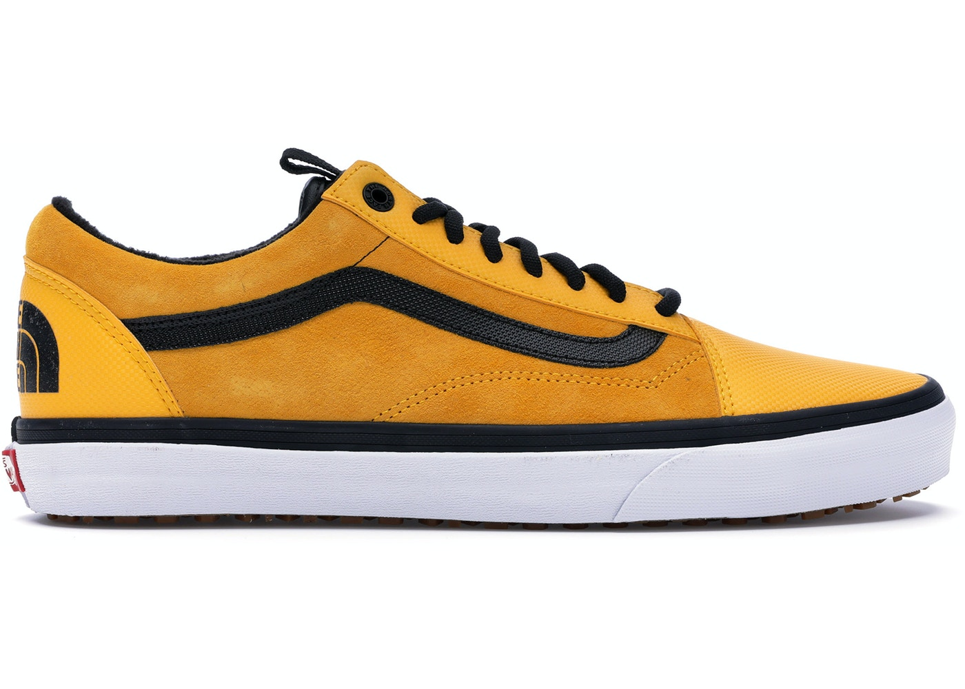 5a98857bde4 Vans Old Skool MTE DX The North Face Yellow - VA348GQWI