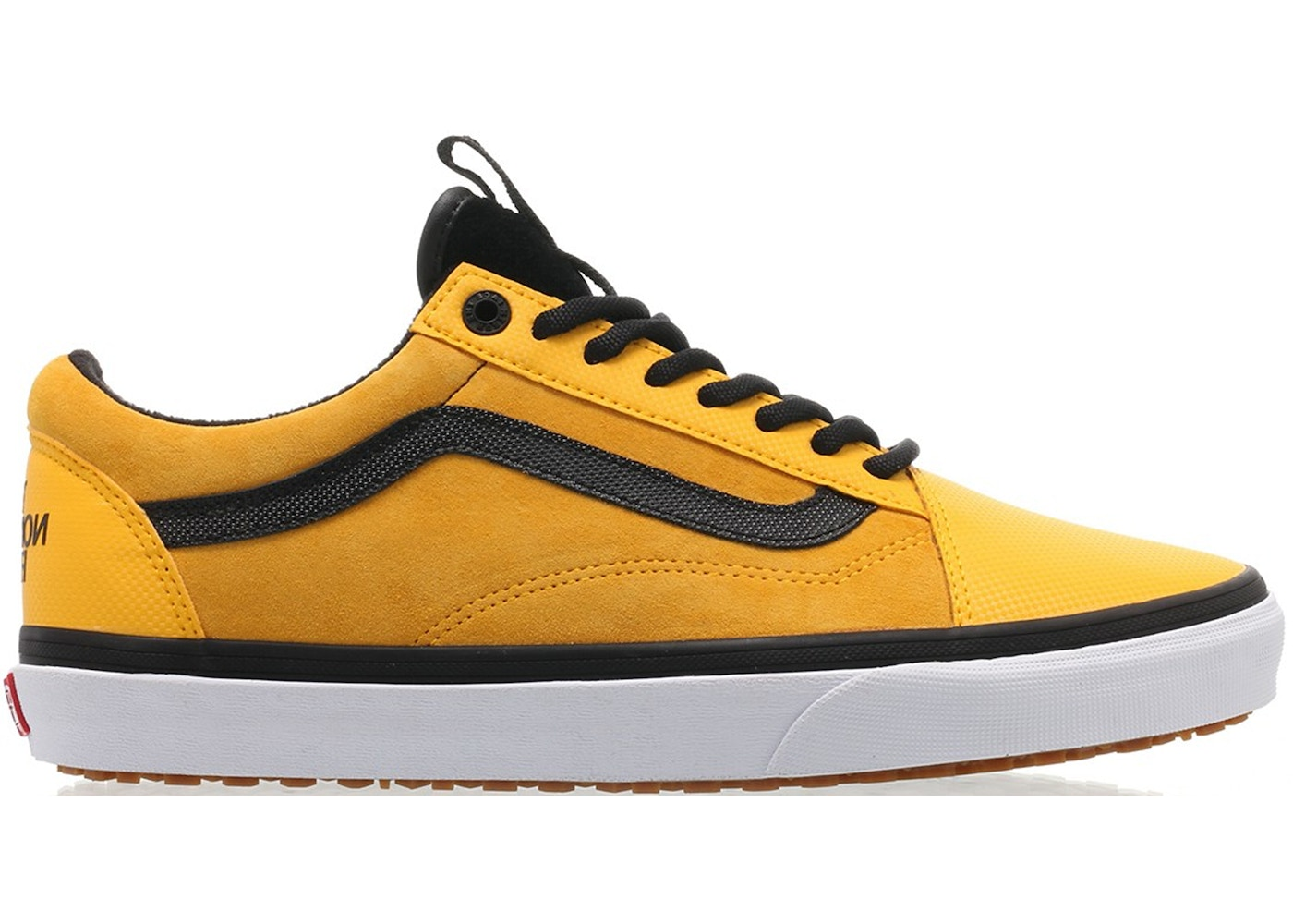 vans yellow old skool