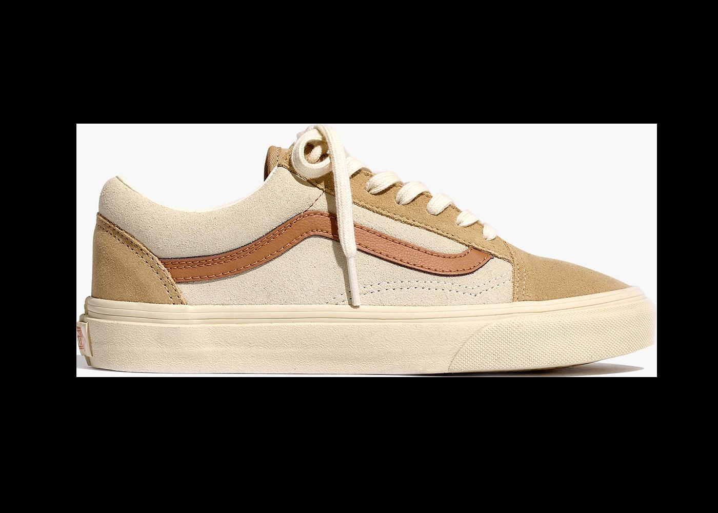 Vans Old Skool Madewell Camel - Sneakers