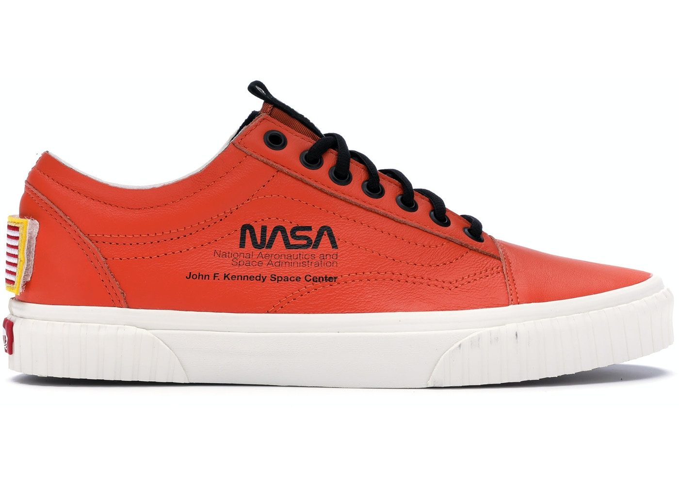 Vans Old Skool NASA Space Voyager Firecracker - VN0A38G1UPA f7f767bbe