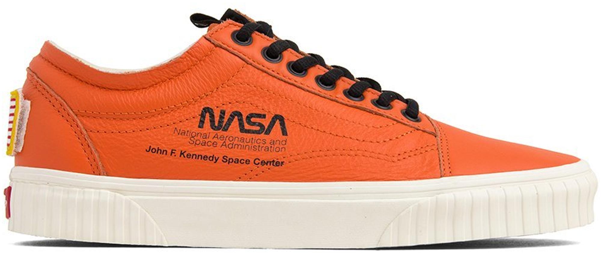 Vans Old Skool NASA Space Voyager Firecracker