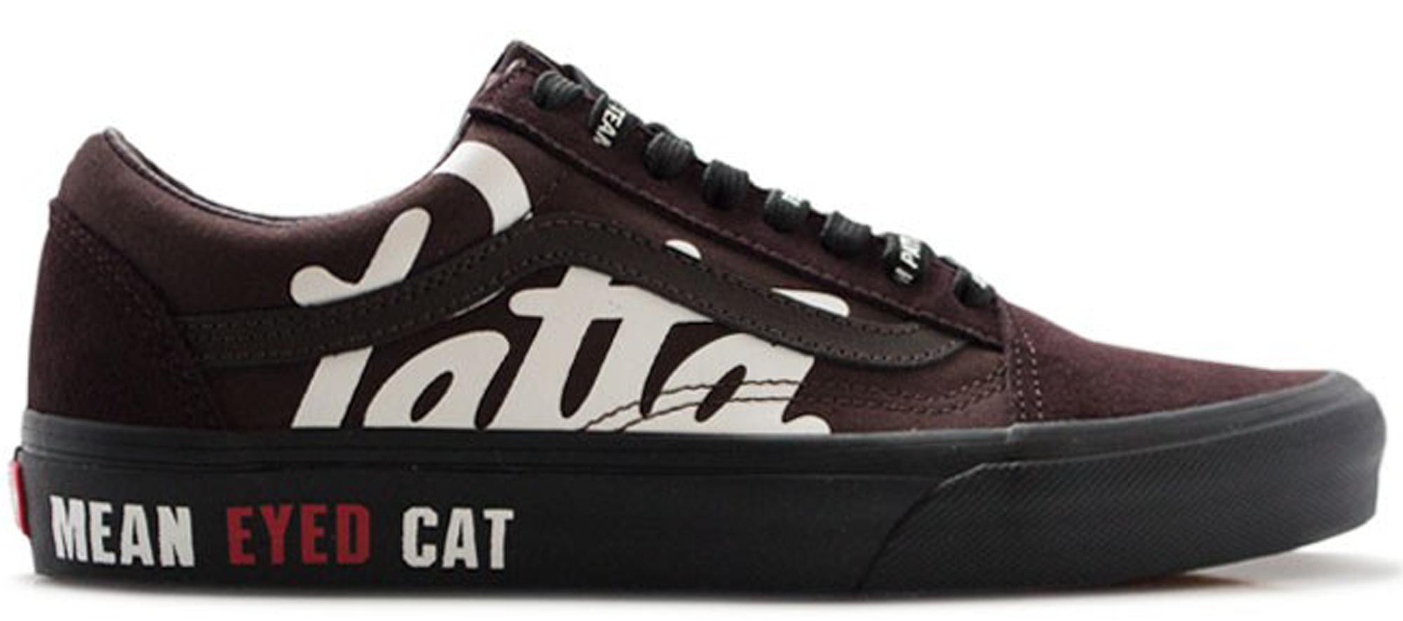 Vans Old Skool Patta Mean Eyed Cat
