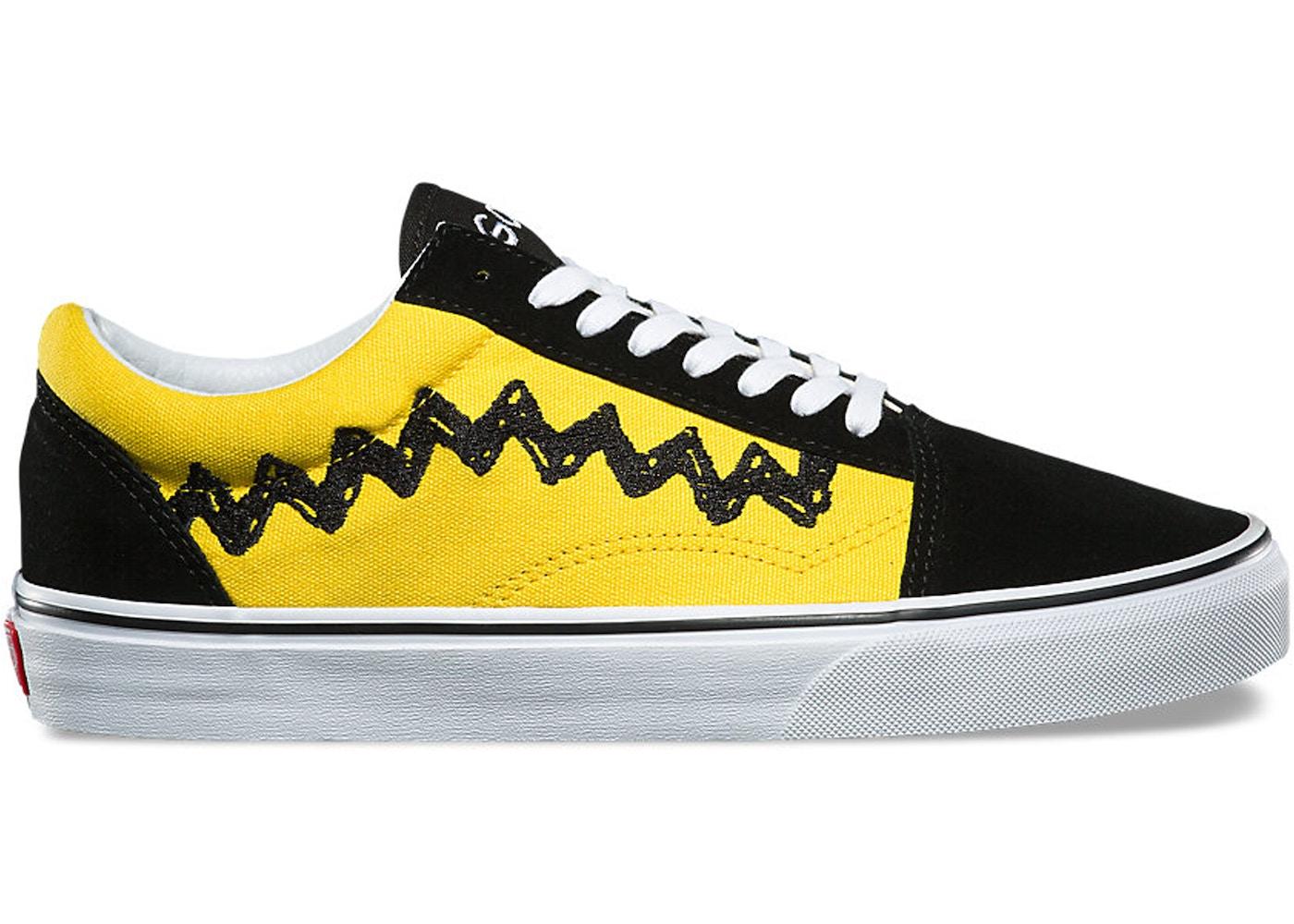 Vans Old Skool Peanuts Charlie Brown