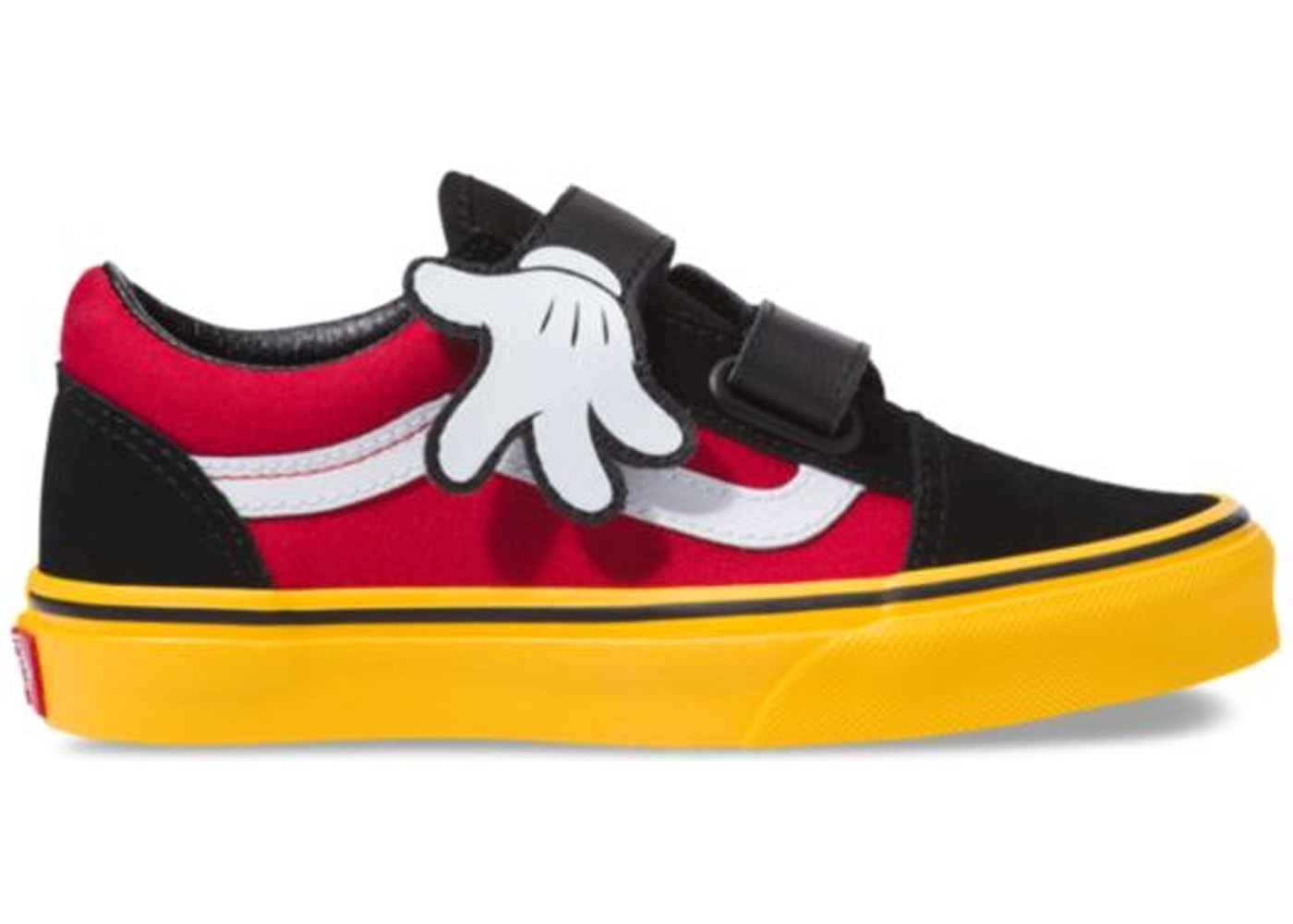 ca90282b9e Sell. or Ask. Size  11.5. View All Bids. Vans Old Skool V Disney Mickey  Mouse Hugs ...