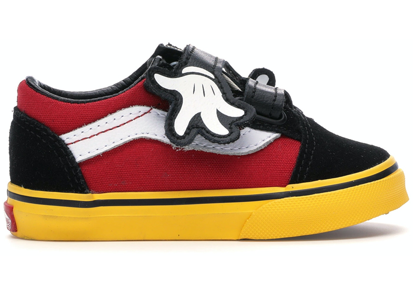 452a4250ae Vans Old Skool V Disney Mickey Mouse Hugs (TD) - TBD