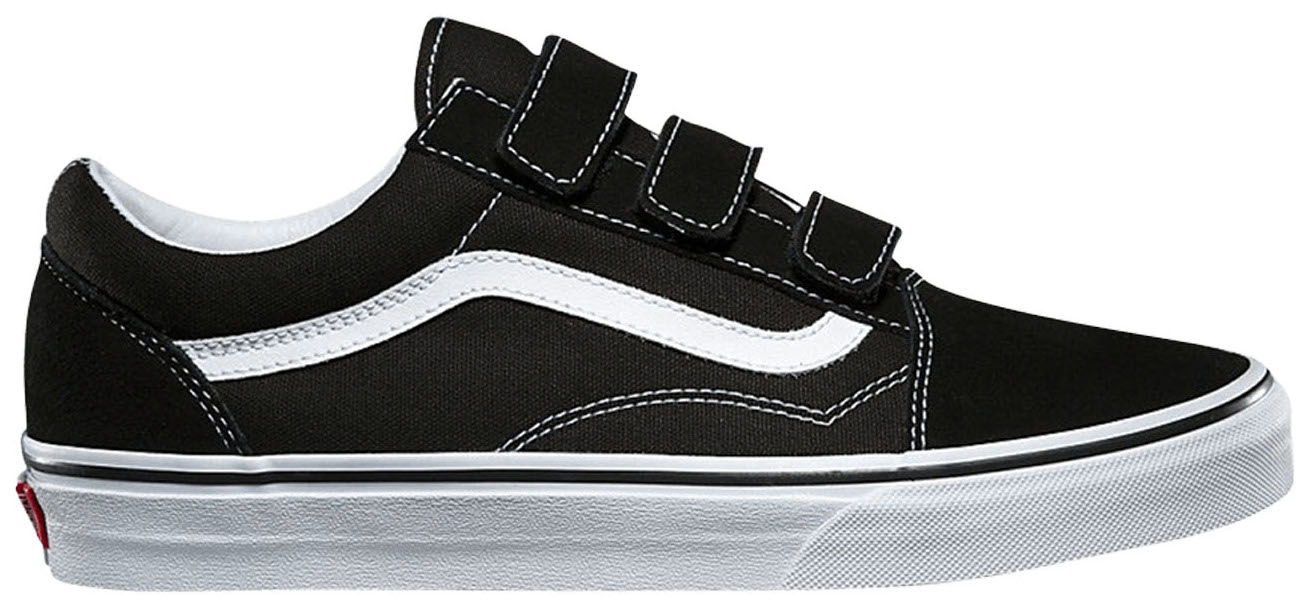 old skool vans scratch