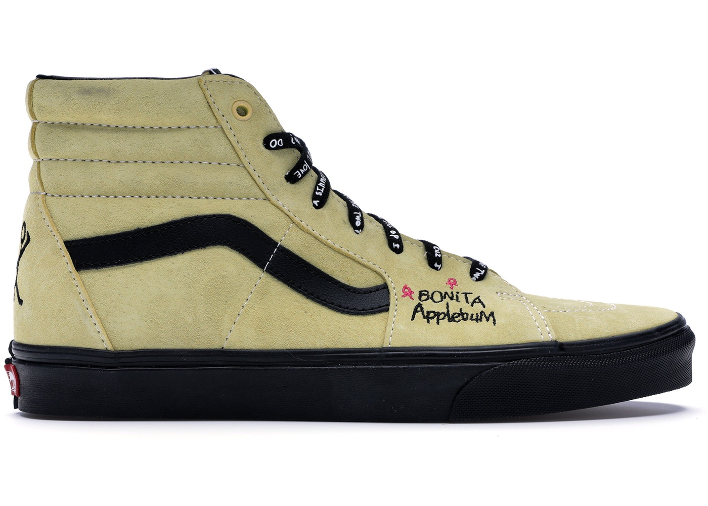 super quality search for official modern style Vans Sk8-Hi A Tribe Called Quest (Yellow)