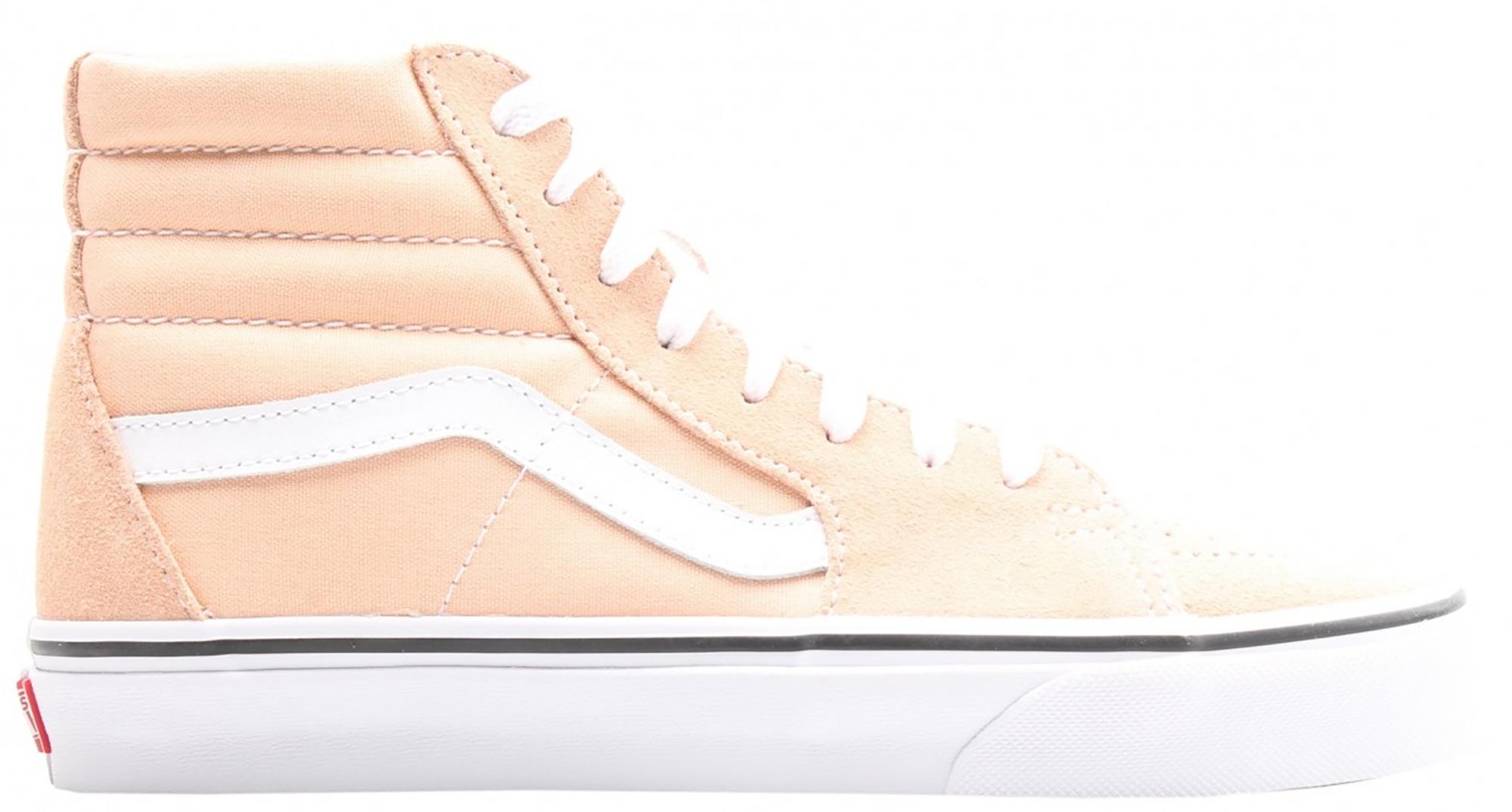 Vans Sk8-Hi Classic Bleached Apricot
