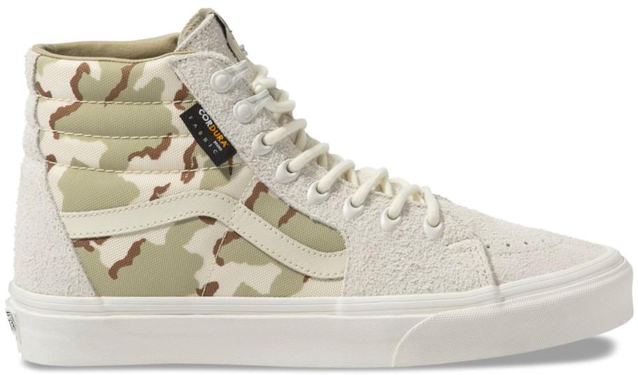 Vans Sk8-Hi Cordura Desert Camo - Sneakers