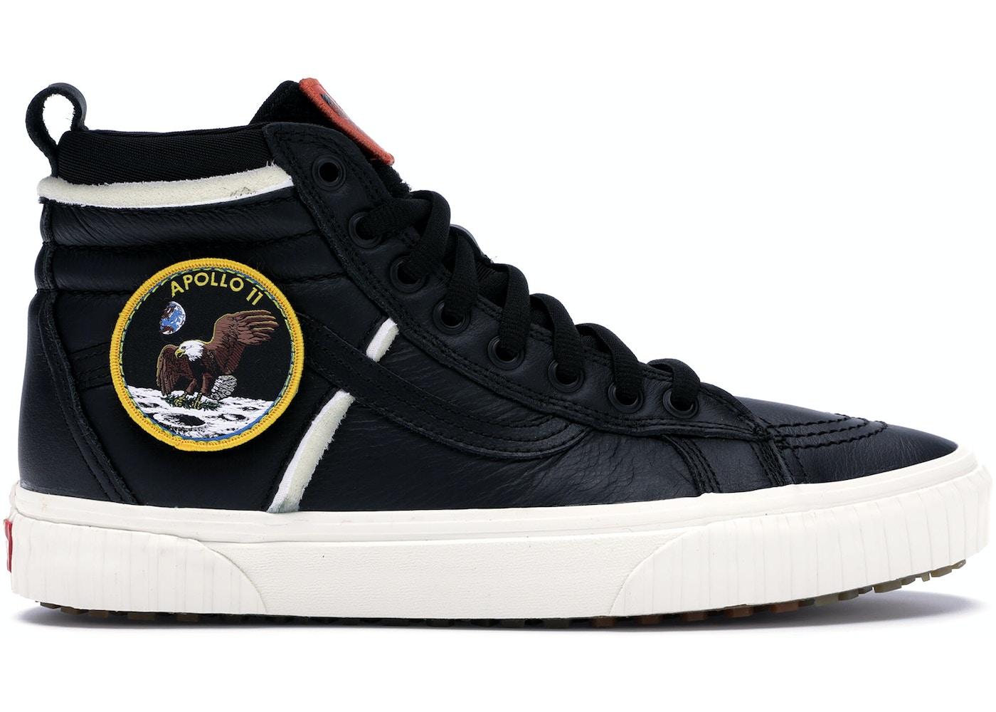 d7a8835862 Vans Sk8-Hi MTE NASA Space Voyager Black - VN0A3DQ5UQ3