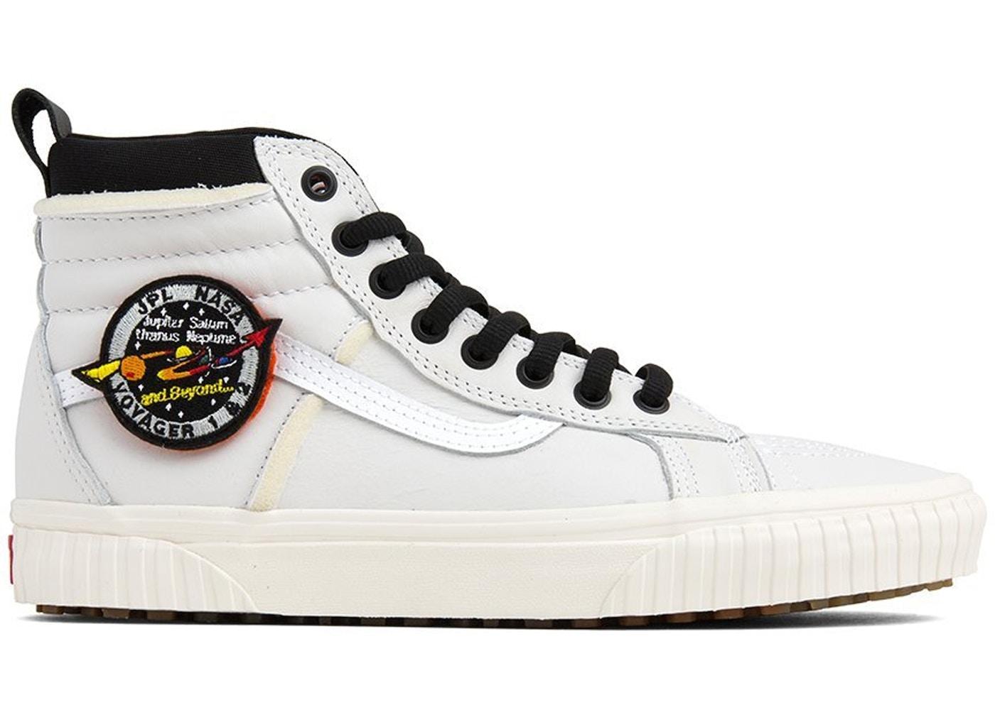 c19044726c6d Vans Sk8-Hi MTE NASA Space Voyager True White • StockX