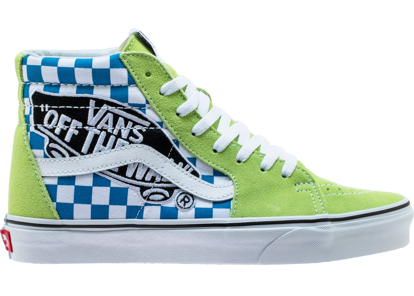 516f1c43f01 Sell. or Ask. Size  11. View All Bids. Vans Sk8-Hi OTW Patch Sharp Green