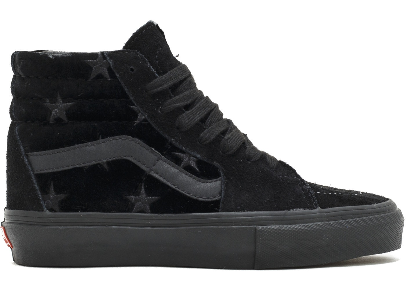 a478cb8f8886 Sell. or Ask. Size  9.5. View All Bids. Vans Sk8-Hi Supreme Velvet Pack  Black