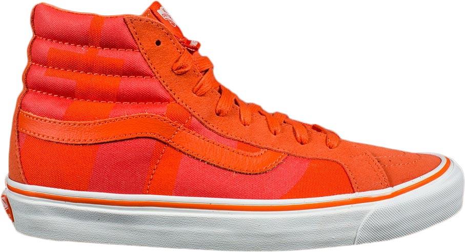 Vans Sk8 Hi Undefeated Safety Orange