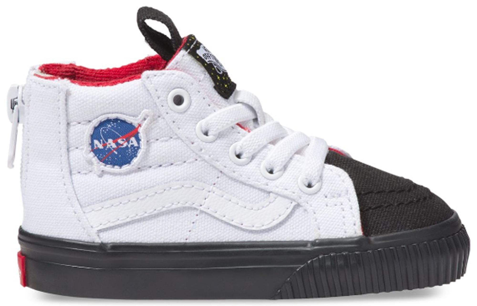 Vans Sk8-Hi Zip NASA Space Voyager True