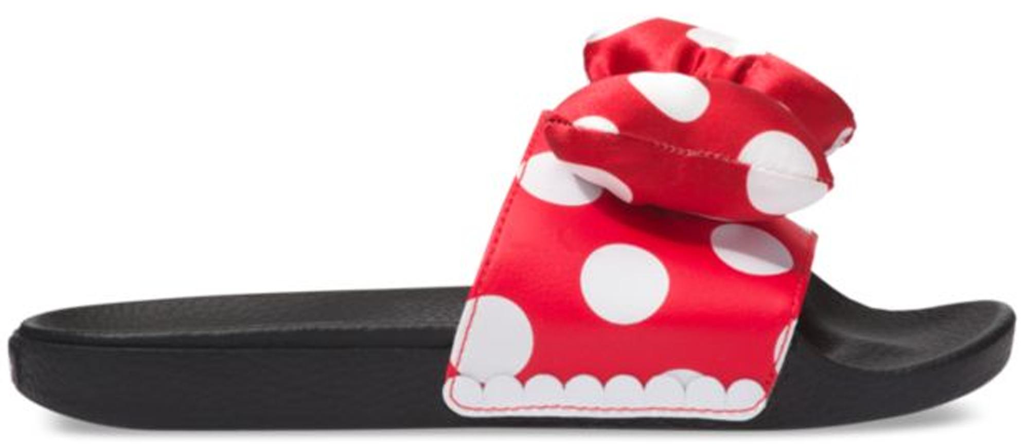 Vans Slide-On Disney Minnie Mouse Bow