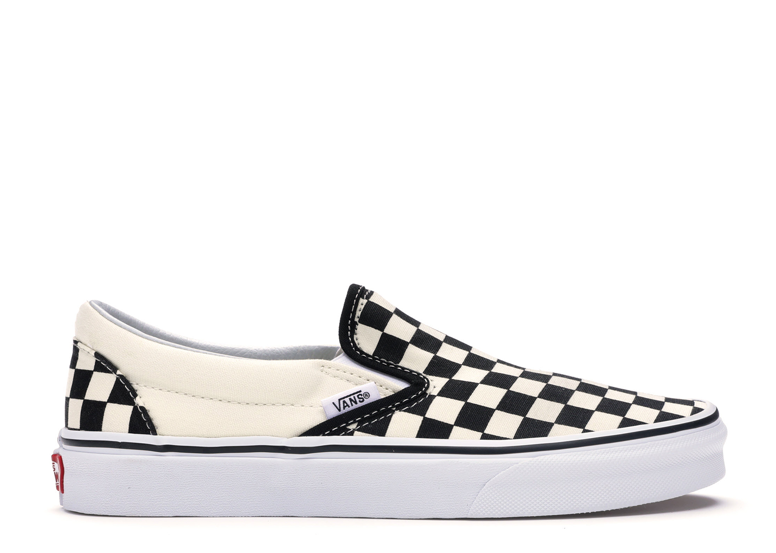 Vans Slip-On Checkerboard (W)