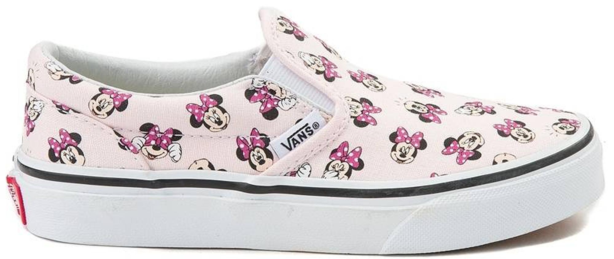 Vans Slip-On Disney Minnie Mouse (PS