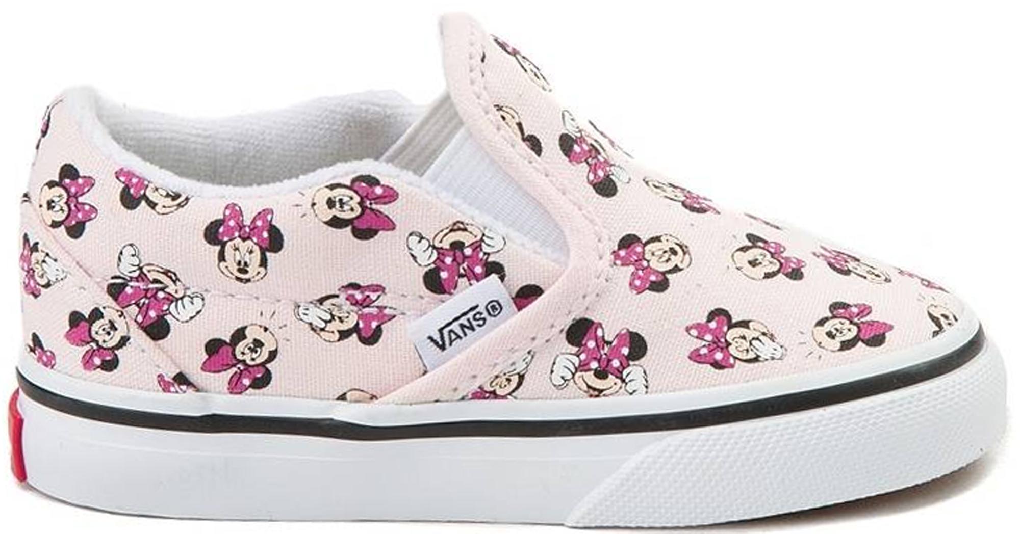 Vans Slip-On Disney Minnie Mouse (TD